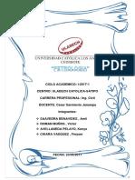 Monografia Petrologia