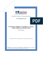 Prques Tecnologicos Latin America