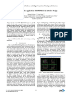 Weiyan, Peng - 2016 - Research on the Application of BIM Model in Interior Design