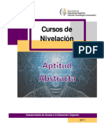 5.1 Manual Aptitud Abstracta