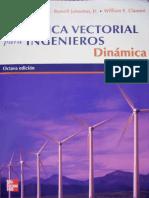Mecanica Vectorial Para Ingenieros- Dinamica 8Ed Beer & Johnston