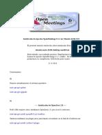 Instalacion OpenMeetings 3.1.x en Ubuntu 16.04 LTS
