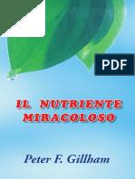 Magnesio - Nutriente Miracoloso