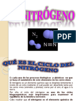 NITROGENO-DIAPOSITIVAS