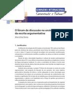 Textosseminarios 16dez2015 Texto 23 Escritaargumentativa
