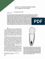 Grupo 3 Modulo Viii Ortodoncia Multidisciplinaria Asig. Relación de La Ortodoncia