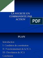 Société en Commandite Par Action