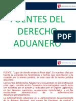 Fuentes Del Derecho Aduanero