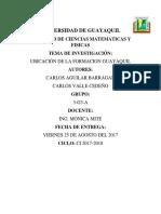 Proyecto Geologico