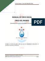 Manual Metodologia Circo Social Marca AguaOK