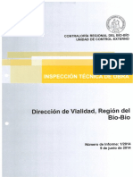 Inspeccion Tecnica de Obra 1-14 Drv Viii