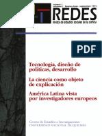 Revista Redes 1