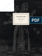 Catálogo. A Sociedade Cavalieri