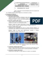 Laboratorio 01 - Seguridad y Clasificación de los Materiales (1) TECNOLOGIA DE MATERIALES.pdf