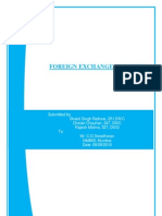 Foreign Exchange MarketGroup1