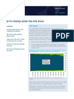 2014.10.16 - KCG Insights - ETFs Rarely Enter the Arb Zone