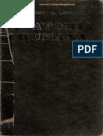 Tratado de Anatomia Humana Testut Latarjet Tomo 1