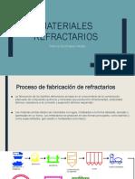 Materiales-refractarios