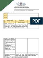 Protocolo de Entrega de Planificación Artículo Divulgativo ING