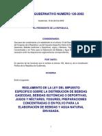 Reg. de La Ley de Almacenes Generales de Depósito
