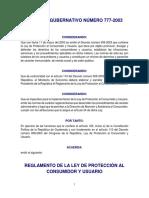 Reg. de La Ley de Impuesto a La Distribución de Petróleo Crudo