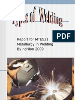 Ppt - Types Welding