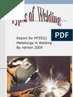 Ppt - Types Welding