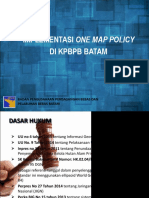 One Map Policy