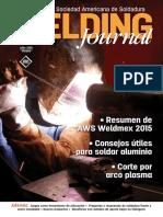 AWS Revista de Soldadura Español Julio 2015