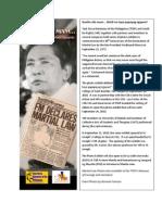 Martial Law Photo Exhibit St Jo 092110