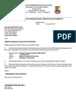 Surat Jemputan Fasilitator