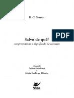 Salvo de que - R.C. Sproul.pdf