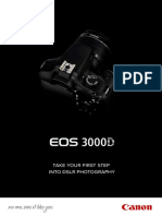 EOS 3000D Tech Sheet-1