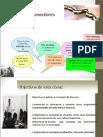 Discurso y Conectores1