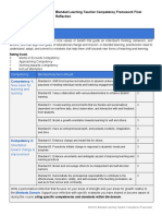 jessica sphar inacol blended learning teacher competency framework final reflection