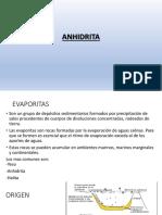 ANHIDRITA