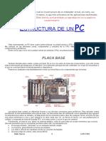 Estructura de Un PC