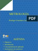 Metrologia Por Rgc