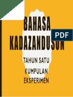 Bahasa Kadazandusun