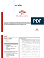 Resumen Ejecutivo Healthy Knife