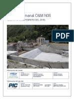 RS Reporte Semanal O&M(Pre.ope.) C.H. LA VIRGEN Nro06 2017 Rev00