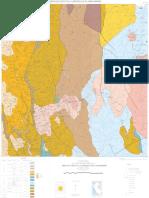 Mapa de cuadrangulo de Huancabamba-11e