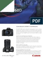 Eos 760d Brochure