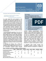 2015 - ILO Fiscal Space for Social Protection