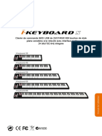 IKeyboardS Series User Manual(Spanish)
