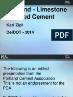 Portland Limestone PCA Show 2014
