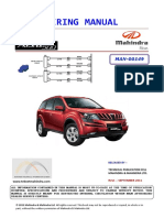 XUV 500 EURO v Wiring Manual