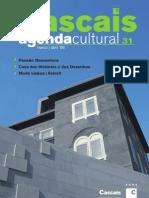 Agenda Cultural de Cascais n.º 31 - Março e Abril 2008