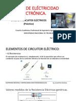 Clase 1- Intrumentos de Medición-resistencia-capacitores.