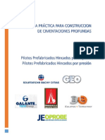 Guia Practica Para Construccion - Parte 4 Pilotes Hincados v0 09-2017